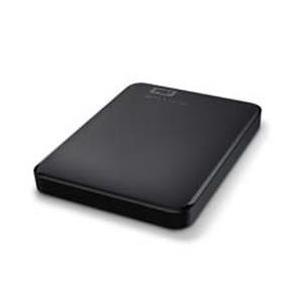【新品/取寄品】ポータブルハードディスクドライブ WD Elements WDBUZG0010BBK