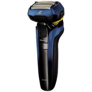 【新品/在庫あり】パナソニック ラムダッシュ メンズシェーバー  ES-CSV6S-A 青 5枚刃 お風呂剃り可  Panasonic|outletplaza