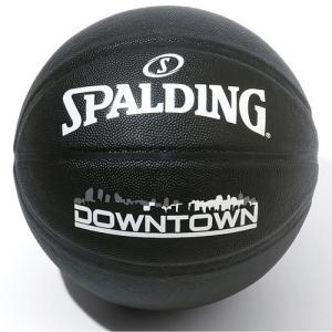 【新品/在庫あり】バスケットボール ダウンタウン ブラック 5号球 76-587J|outletplaza