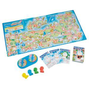 【新品/取寄品】【特選商品】どこでもドラえもん 日本旅行ゲーム+ミニ 08400-0
