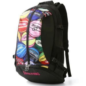 【新品/取寄品】ジャイアントケイジャー ボールプリントマルチ 41-010BPM バスケットプレイヤーのために開発されたバッグ|outletplaza