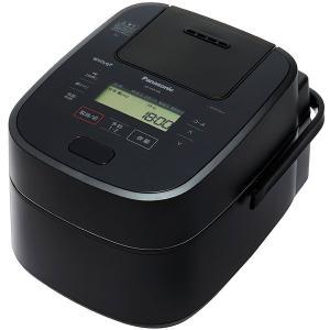 【新品/在庫あり】パナソニック 炊飯器 5.5合 SR-VSA100-K 高級モデル Wおどり炊き スチーム&可変圧力IH式 ブラック|outletplaza