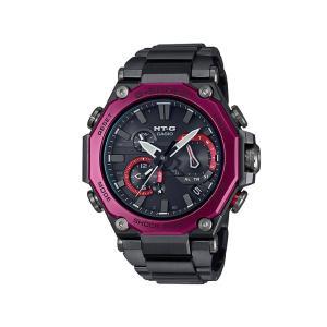 【タイムセール】【新品/在庫あり】G-SHOCK 腕時計 MTG-B2000BD-1A4JF ジーショック MT-G Bluetooth 搭載 電波ソ outletplaza