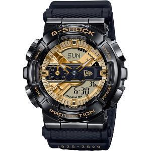 【タイムセール】【新品/在庫あり】G-SHOCK GM-110NE-1AJR 腕時計 NEW ERA 100th Anniversary コラボレーシ outletplaza