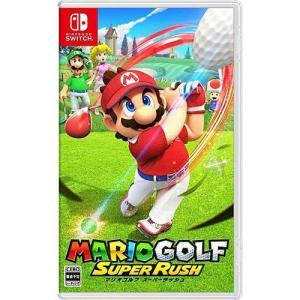 [06月25日発売予約][ニンテンドースイッチ ソフト] マリオゴルフ スーパーラッシュ [HAC-P-AT9HA]|outletplaza