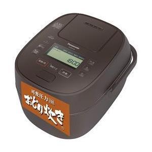 【新品/在庫あり】パナソニック おどり炊き SR-MPA180-T ブラウン|outletplaza