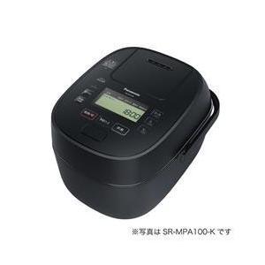 【新品/在庫あり】可変圧力おどり炊き SR-MPA180-K ブラック|outletplaza