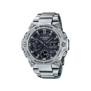 【タイムセール】【新品/在庫あり】G-SHOCK G-STEEL GST-B400D-1AJF  腕時計 G-SHOCK CASIO outletplaza