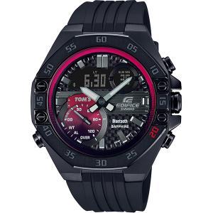 【新品/在庫あり】カシオ ECB-10TMS-1AJR エディフィス 腕時計 TOM'S Racing Limited Edition スマートフォン outletplaza