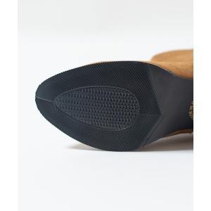 ショートブーツ レディース ヒール ブラウン 大きいサイズ サイドジップ 小さいサイズ 履きやすい 送料無料 新作早割4,190円 一部予約|outletshoes|19
