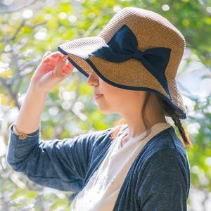 帽子 レディース UV アウトドア 大きいサイズ  つば広 ...