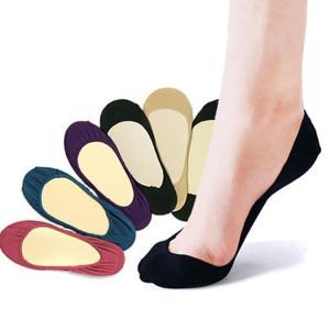 フットカバー カバーソックス レディース 脱げない 靴下 脱げづらい シンプル 破れにくい 甲浅 浅い メール便対象商品|outletshoes