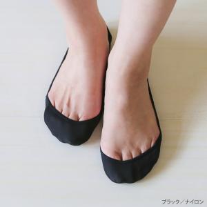 フットカバー カバーソックス 脱げない レディース 靴下 インナー 脱げづらい ムレにくい 浅履き 大きいサイズ メール便対象商品|outletshoes|03