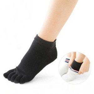 5本指 冷え取り靴下 インナー ソックス 靴下 レディース ...