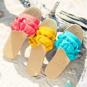 サンダル レディース 履きやすい 夏 歩きやすい つっかけ ...