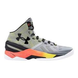 1259007-035 UNDER ARMOUR CURRY 2 IRON SHARPENS IRON アンダーアーマー ステフィンカリー ステファンカリー outnumber