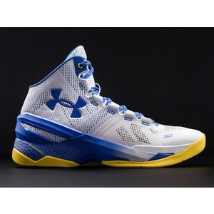 1259007-104 UNDER ARMOUR CURRY 2 DUB NATION HOME アンダーアーマー ステフィンカリー ステファンカリー outnumber