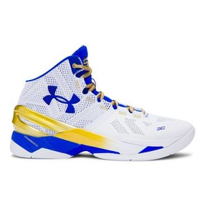 1259007-107 UNDER ARMOUR CURRY 2 GOLD RINGS WHITE/METALLIC GOLD アンダーアーマー カリー2 ゴールドリング ステフィンカリー ステファンカリー outnumber