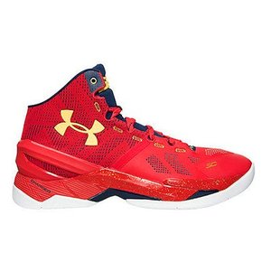 1259007-601 UNDER ARMOUR CURRY 2 FLOOR GENERAL アンダーアーマー ステフィンカリー ステファンカリー outnumber
