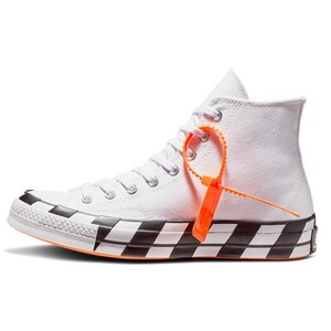 163862C CONVERSE CHUCK TAYLOR ALL STAR 70 HIGH TOP OFF-WHITE WHITE CONE BLACK コンバース チャックテイラー オールスター オフホワイト|outnumber