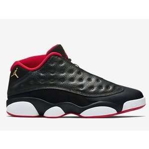 310811-027 AIR JORDAN 13 RETRO LOW BG BRED University Red|outnumber
