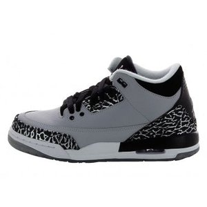 AIR JORDAN 3 RETRO BG Wolf Grey|outnumber