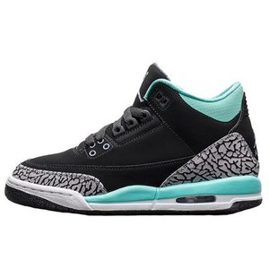 AIR JORDAN 3 RETRO GG -Bleached Turquoise-|outnumber