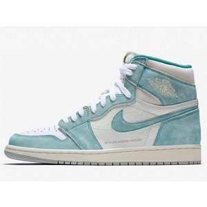555088-311 AIR JORDAN 1 RETRO HIGH OG TURBO GREEN ...