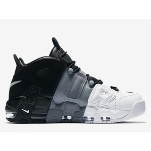 921948-002 NIKE AIR MORE UPTEMPO '96 TRI COLOR BLACK GREY WHITE ナイキ エア モア アップテンポ トリコロール モアテン|outnumber|02