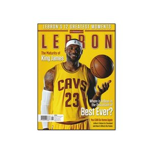 Beckett Entertainment Special LEBRON The Maturity of King James|outnumber