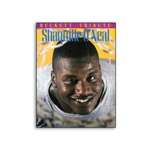 BECKETT TRIBUTE SHAQUILLE O'NEAL|outnumber
