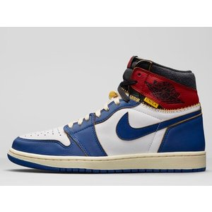 BV1300-146 AIR JORDAN 1 RETRO HIGH OG NRG UNION LO...