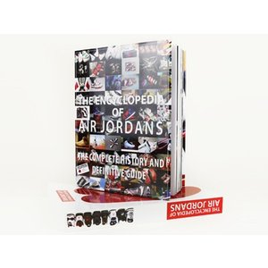 THE ENCYCLOPEDIA OF AIR JORDANS FINAL EDITION|outnumber