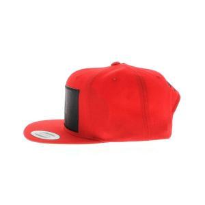HEISMAN LEGENDS MICHAEL JORDAN 3PEAT SNAPBACK CAP -RED-|outnumber|02