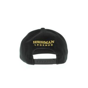 HEISMAN LEGENDS MICHAEL JORDAN 1991 TROPHY SNAPBACK CAP -BLACK-|outnumber|04