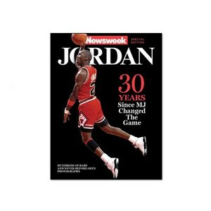 NEWSWEEK SPECIAL EDITION JORDAN 30 YEARS|outnumber