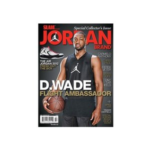 SLAM Presents JORDAN BRAND -Special Collectors Issue-|outnumber