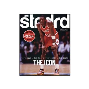 the stndrd SPECIAL EDITION THE JORDAN ISSUE|outnumber