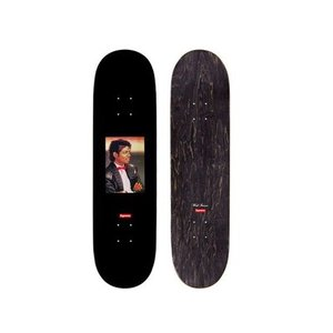 Supreme Michael Jackson Skateboard Deck BLACK シュプリーム マイケル ジャクソン スケートボード デッキ スケボー ブラック|outnumber