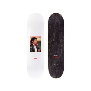 Supreme Michael Jackson Skateboard Deck White シュプリーム マイケル ジャクソン スケートボード デッキ スケボー ホワイト|outnumber