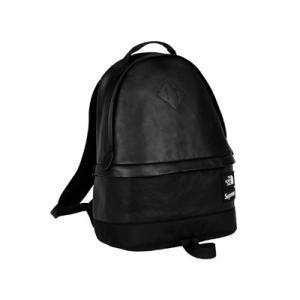Supreme The North Face Leather Day Pack Black シュプリーム ノースフェイス デイパック バックパック|outnumber