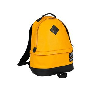 Supreme The North Face Leather Day Pack Yellow シュプリーム ノースフェイス デイパック バックパック|outnumber