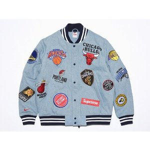 Supreme NIKE NBA Teams Denim W...