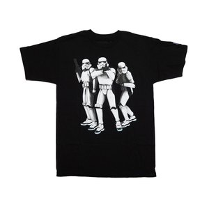 VANDAL-A STORM TROOPER AIR JORDAN 11 TEE -Black- STAR WARS スターウォーズ|outnumber