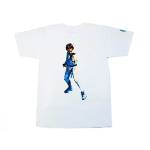 VANDAL-A LUKE SKYWALKER AIR JORDAN 11 TEE -White- STAR WARS スターウォーズ ルークスカイウォーカー|outnumber