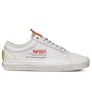 VN0A38G1UP91 VANS OLD SKOOL NASA SPACE VOYAGER WHI...