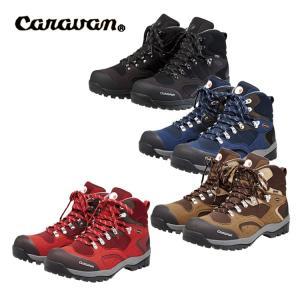 Caravan キャラバン C1_02S ユニセックス 登山靴 トレッキングシューズ ゴアテックス ...