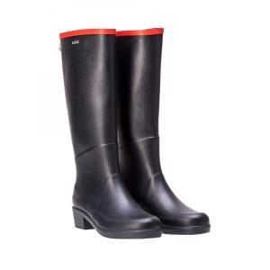 AIGLE(エーグル)MISS JULIETTE A ミスジュリエットA [日本正規品] ZZF8408 レディース ラバーブーツ レインブーツ 長靴 ブラック ネイビー|outspot|04