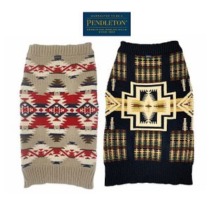 PENDLETON(ペンドルトン)犬用セーター Lサイズ 寒い日でも大丈夫!愛犬の寒さ対策に|outtail