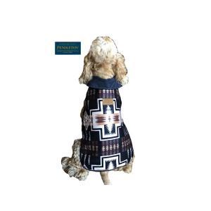 PENDLETON(ペンドルトン)犬用コート HARDING Lサイズ 寒い日のお散歩に|outtail